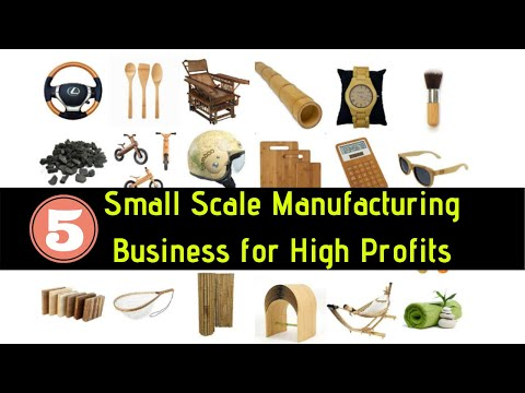 , title : '5 Small Scale Manufacturing Business for High Profits in 2020
