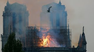 Notre-Dame fire: What's been lost, what's been saved and what happens next?