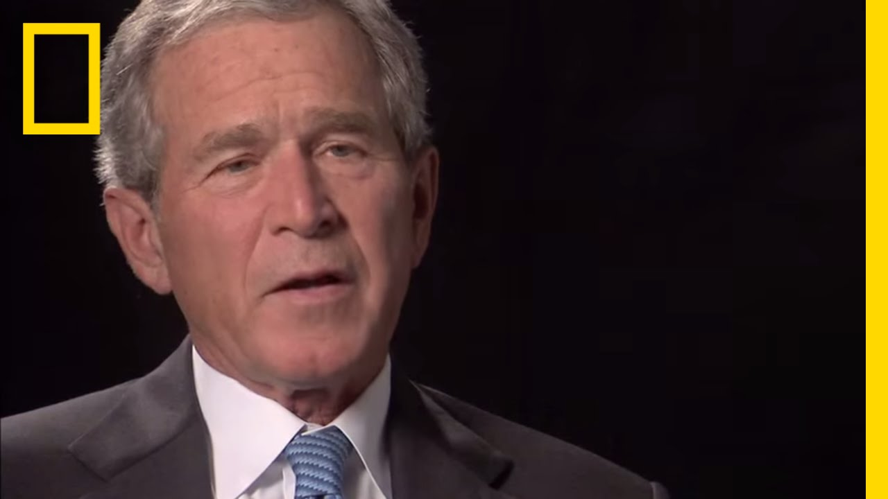 George W. Bush: The 9/11 Interview | National Geographic thumbnail