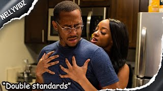"""Double Standards""