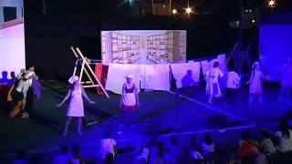 ריקוד - הכובסות - מתוך מופע שנת 70 שדות ים