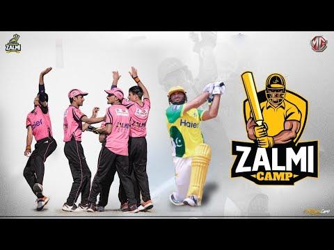 MG Zalmi Camp | Participant Videos