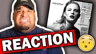 Taylor Swift - Look What You Made Me Do [REACTION]