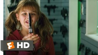 Kick-Ass (3/11) Movie CLIP - Sharp Present (2010) HD