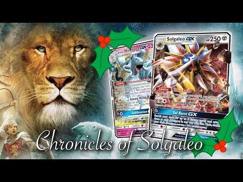 Chronicles of Solgaleo GX – MERRY CHRISTMAS! Pokemon TCG Online Gameplay