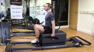 Reformer Pilates - Short Demonstration