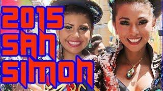 preview picture of video 'Carnaval de Oruro 2015 San Simon'