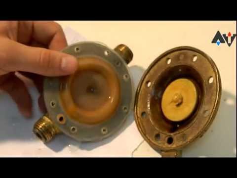 Нева-3208 #3 рубрика Ремонт Академия теплотехники