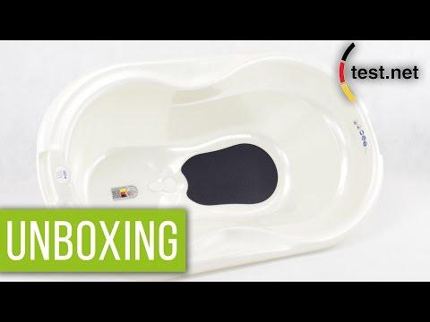 Rotho | Babybadewanne (Unboxing) | test.net