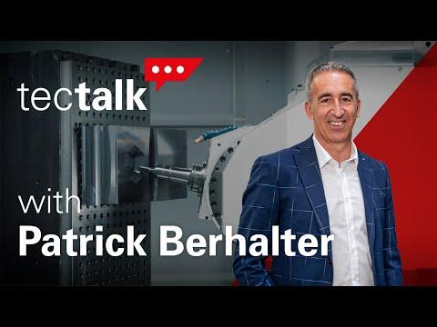 TecTalk with Patrick Berhalter