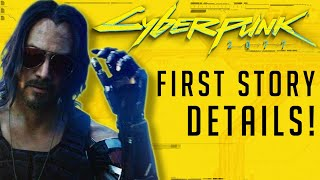 Keanu Reeves' Cyberpunk 2077 Character Explained! - Inside Gaming Daily