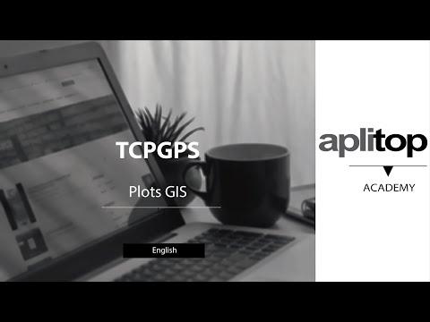 TCPGPS. Plots GIS