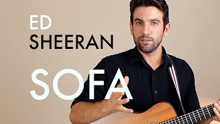Ed Sheeran - Sofa (Guitar Lesson/Tutorial)