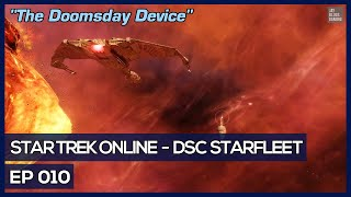 Star Trek Online - Age Of Discovery - The Doomsday Device [DSC Federation]