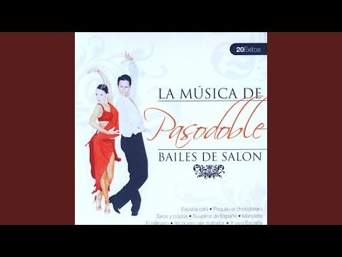 Luna De España (Pasodoble. Bailes de Salón)
