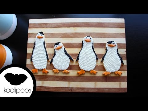 How to Make Penguins of Madagascar Cookies | Become a Baking Rockstar