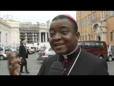 """Mgr Barrigah Bénissan : """"Quelle est l'adhésion réelle à Jésus-Christ ?"""""""