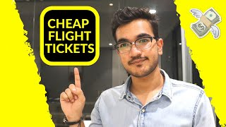 Book Cheapest Flight Tickets in India   BEST METHOD