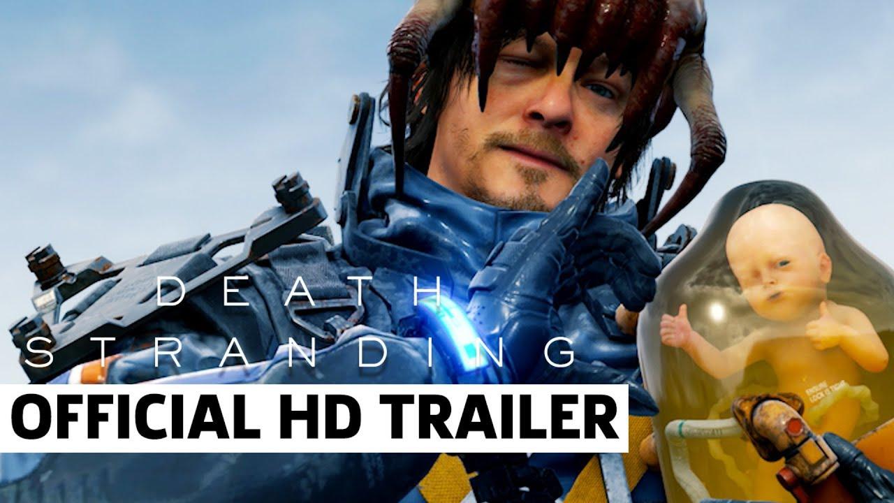 Трейлер особенностей PC-версии игры Death Stranding