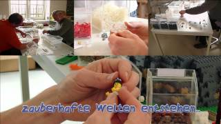 preview picture of video 'Zauberhafte Welten in LEGO Steinen'
