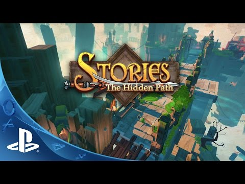 Stories: The Hidden Path - Reveal Trailer | PS4 thumbnail