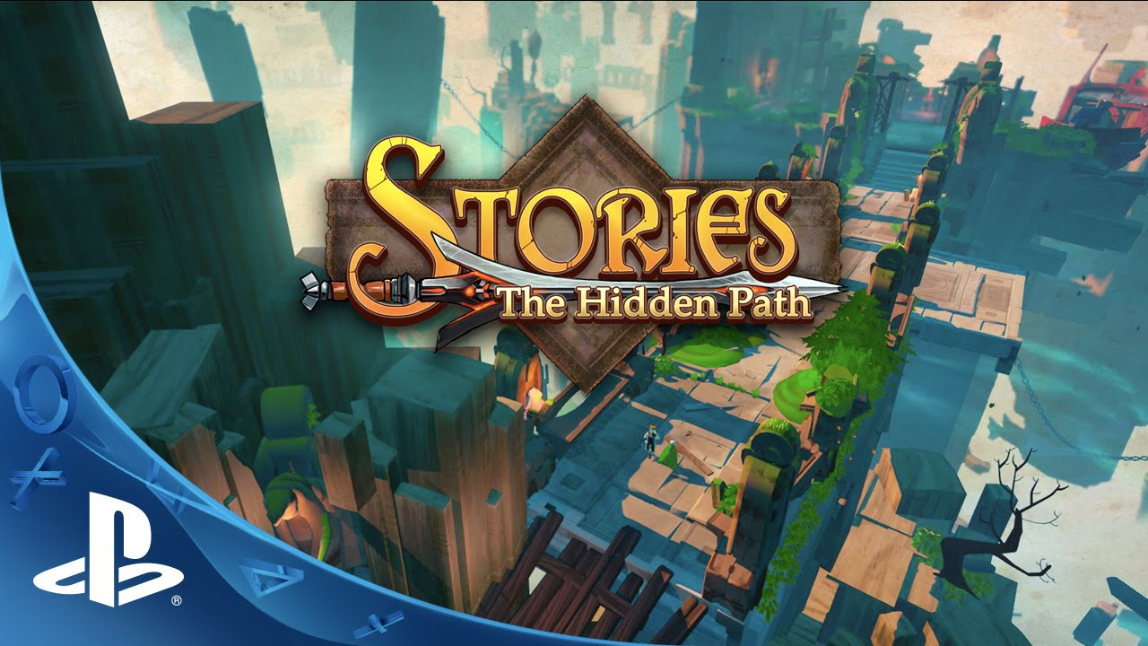 Introducing Stories: The Hidden Path on PS4