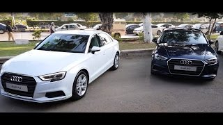 Audi A3 2017 Launching  First Complete Review  Pakistan