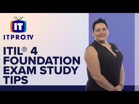 ITIL® 4 Foundation Exam Study Tips from someone who passed ...