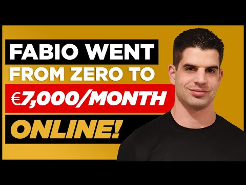 From Struggling PT To 6-Figure Online Coach - Fabio's Success Story