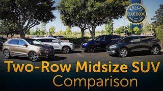 2-Row Midsize SUV Comparison