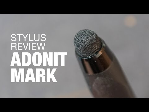 Review: Adonit Mark Stylus (with Mesh Tip)
