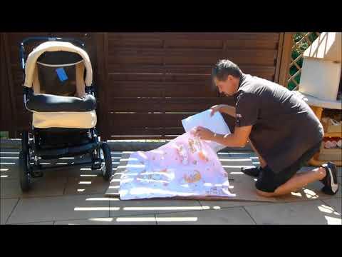 Bettwäsche für Kinderwagen