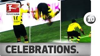 sport top 10 celebrari de goluri