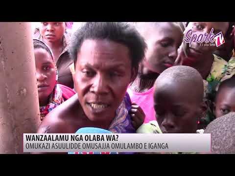 Omukazi asulidde bba omulambo gw'omwana we