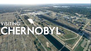 Microsoft Flight Simulator 2020 - Visiting CHERNOBYL