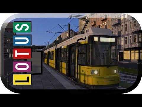 LOTUS #96 Die Berlin M6 Multiplayer Karte *PC/HD/VR/60FPS/DE*