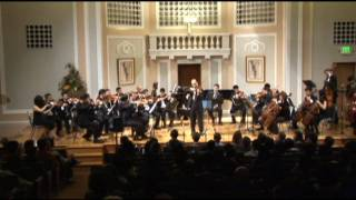 Song From A Secret Garden - R. Lovland - SCE Concert 2009 - Khanh-Hong Nguyen violin