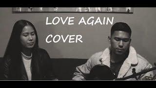 LOVE AGAIN   Daniel Caesar And Brandy (COVER)
