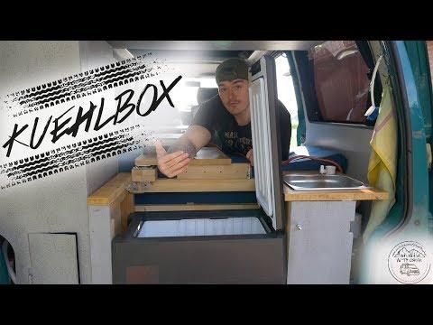 Küchenumbau + Neue Kompressor Kühlbox :) | Snowmaster 35L