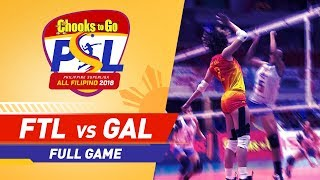 Full Game: F2 Logistics vs. Generika-Ayala  | PSL All-Filipino Conference 2018