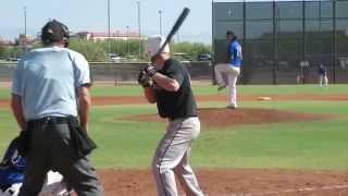 P - Pitching - Back Door Slider