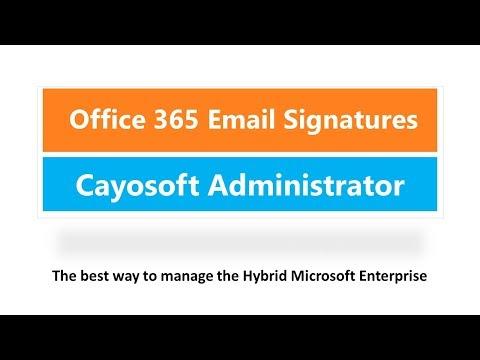 email signature blocks