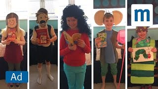DIY World Book Day Costumes | Puffin Books