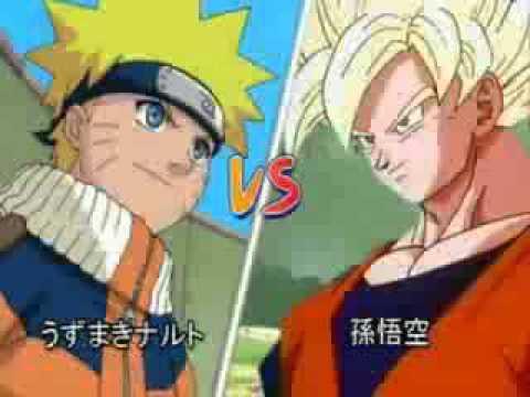 Đại chiến: Naruto vs Sôn gô ku