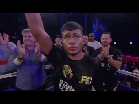 Claudio Marrero Vs Jesus Rojas Full Fight Hd