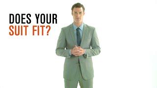 Dress Smarter: How a Suit Should Fit