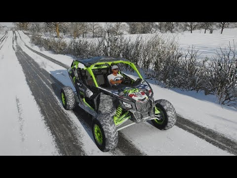 2018 CAN AM Maverick X RS Turbo R | Cross Country Carrera y Tuneo | Forza Horizon 4