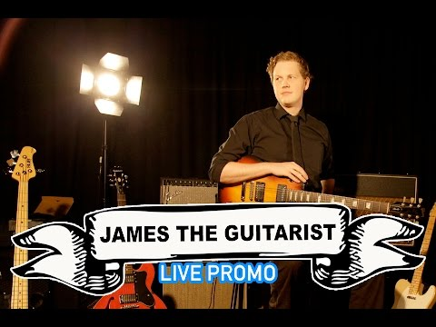 James The Guitarist Video