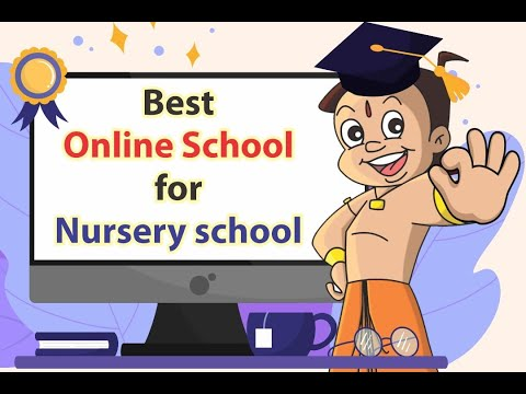 Welcome to our Daily Online School for Nursery & kindergarten Kids in India !
