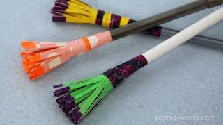 How to Make a Duct Tape Tassel Pen   Sophie's World